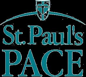 St. Paul's PACE logo
