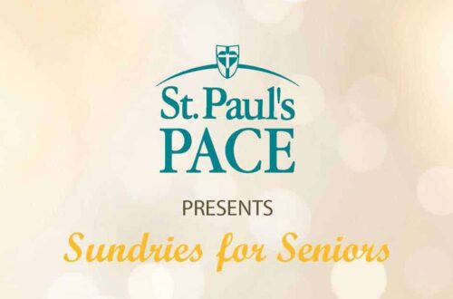 Sundries for Seniors Donations