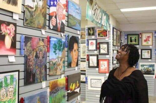 St. Paul's PACE Helps Woman Discover Talent