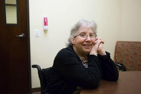 St. Paul's PACE Helps Woman Find Love