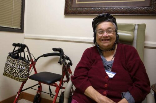 St. Paul's PACE Gives Woman Freedom