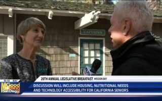 20th Annual Legislative Breakfast – Master Plan for Aging with St. Paul's Senior Services
